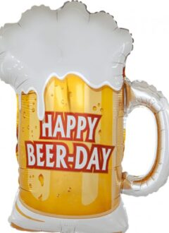 Шар: Бокал пива Happy beer-day №168