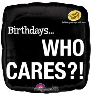 Квадрат: Birthdays…who cares?! №48