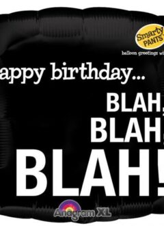 Квадрат: Happy birthday…blah, blah, blah! №84